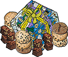 Customizable 20 Mini Pastry Gift Box