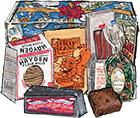 Customizable 6 Snack Gift Box