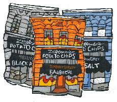 Zingerman's Potato Chips