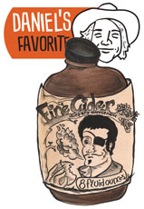 Fire Cider Vinegar: Daniel's Favorite