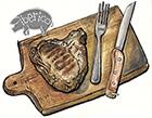 Ibérico Pork Chops
