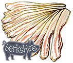Broadbent Hickory Smoked Berkshire Bacon