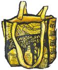 Zingerman's Yellow Canvas Tote Bag