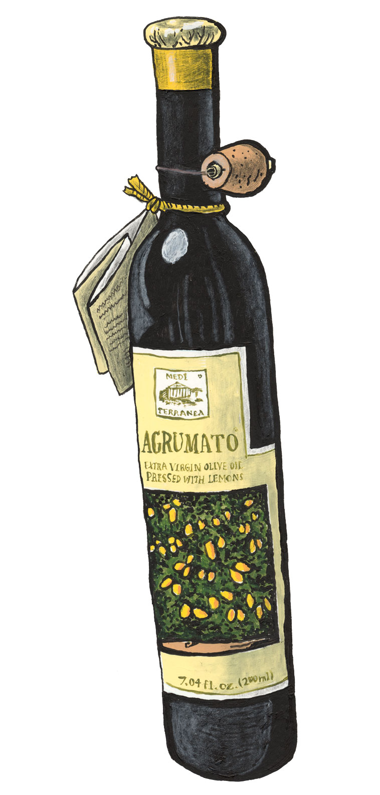 Agrumato Lemon Oil