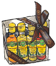 Alziari Oil & Vinegar Sampler