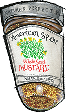 American Spoon Whole Seed Mustard