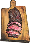 Bavette Steaks from Carman Ranch