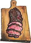 Bavette Steaks from Carman Ranch