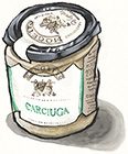 Carciuga Artichoke & Anchovy Pasta Sauce