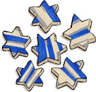 Stars of David Marzipops