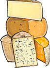 Cheeses of the World