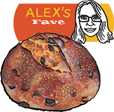 Chocolate Sourdough: Alex's Favorite