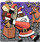 Christmas Extravaganza Gift Basket