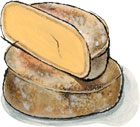 Pleasant Ridge Reserve from Uplands Cheese