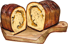 Craquelin Bread