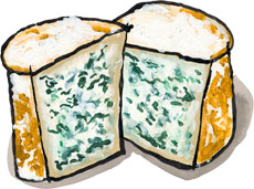Raw Milk Stilton