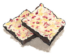 Peppy Peppermint Bark