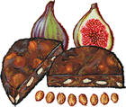 Spanish Fig and Almond Cake