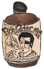 Fire Cider Vinegar