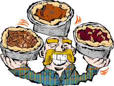 Zingerman's Nosher Pie Party