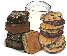 Cookie & Brownie Gift Boxes