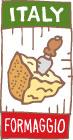 Italian Cheese Passport with Crackers
