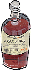 Harwood Gold Michigan Maple Syrup