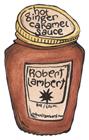 Hot Ginger Caramel Sauce