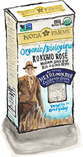 Kokuho Rose Heirloom White Rice