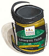Lemongrass Paste