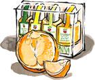 Citrus Olive Oil Sampler from Italy