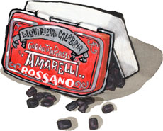Rossano Licorice from Calabria