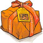 Orange Panettone