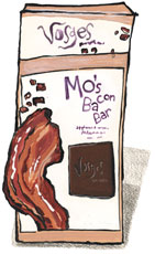 Mo's Bacon Chocolate Bar
