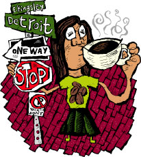 Detroit Street Decaf Coffee
