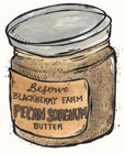New! Pecan Sorghum Butter