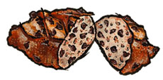 Pecan Raisin Bread