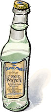 Fever Tree Tonic Water Four Pack
