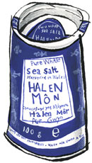 Halen Mon Welsh Sea Salt