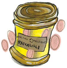 English Piccalilli