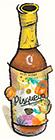 Pisqueya Spicy Sweet Hot Sauce