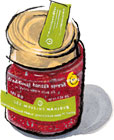 Harissa Pepper Spread