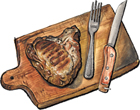 Red Wattle Porterhouse Pork Chops