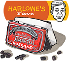 Rossano Licorice from Calabria: Harlowe's Favorite