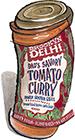 Savory Tomato Curry Sauce