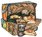 Zingerman's Superior Scone Sampler