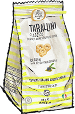 Taralli Olive Oil Crackers