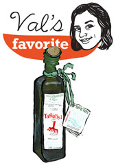 Tiburtini Olive Oil: Val's Favorite