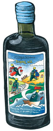 Zingerman's Travel Oil