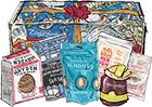 Customizable 6 Vegan Snack Gift Box